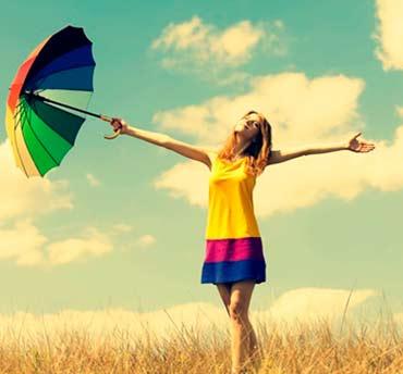 A Felicidade depende de você