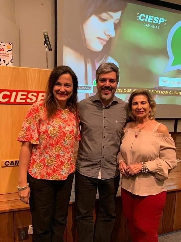 Jaques Grinberg e CIESP em Campinas