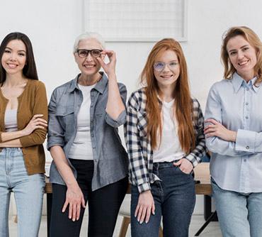 As Mulheres da Nova Geração - Palestra Comportamental
