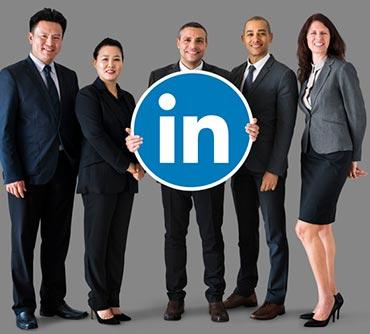 Linkedin para Área Financeira
