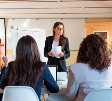 A Força da Mulher nos Negócios